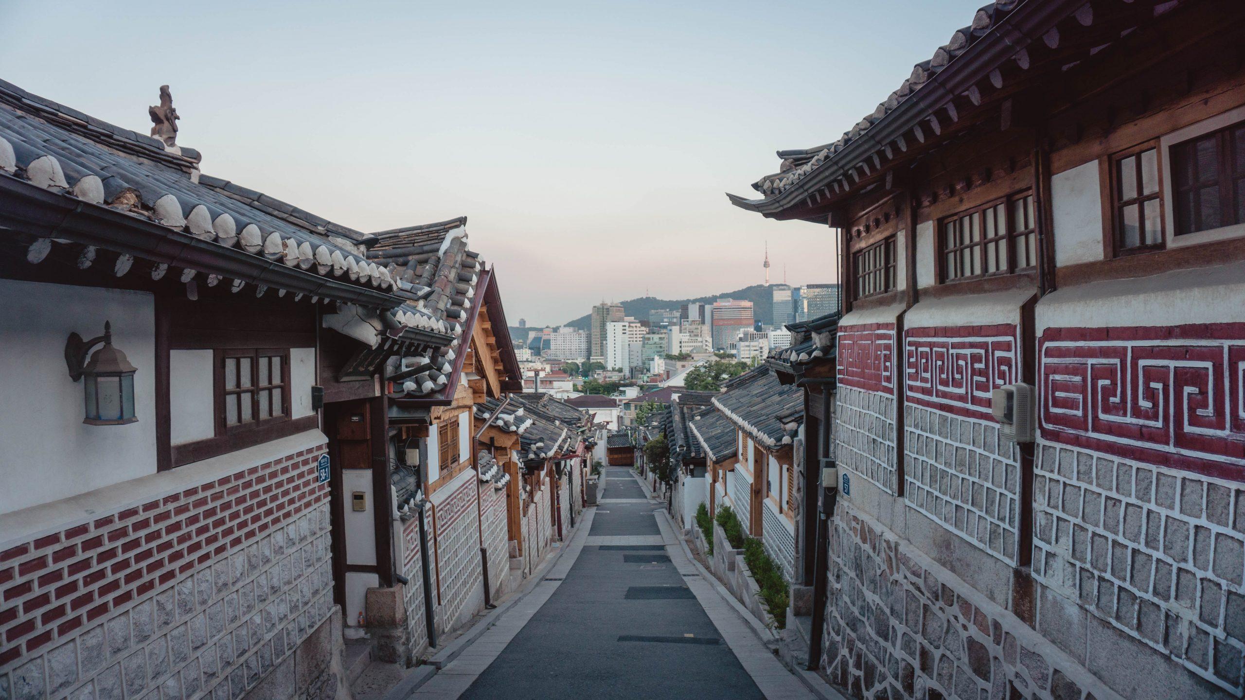 An image of Seoul