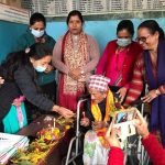 January's Winner – Prabhat Didi Bahini Savings and Credit Cooperative Organisation – Caring for others
