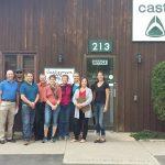 Castlegreen Community Garden Project 2016